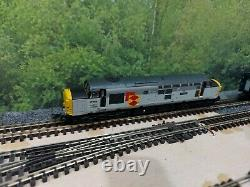 N Gauge Farish Class 37 No. 37068 in BR Sector livery. DCC SOUND