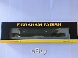 N Gauge Farish Class 37 Sound YouChoos Cab Lights & Crew 371-465 BR Blue 37254