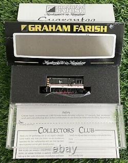 N Gauge GAUGE CLASS 08 DIESEL SHUNTER INTERCITY 08800 NEW Grafar By Bachmann
