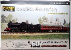 N Gauge Graham Farish 370-180 Seaside Excursion Electric Train Set (u29)