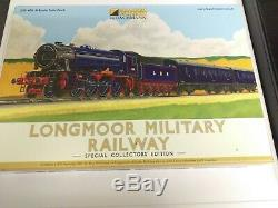 N Gauge Graham Farish 370-400 Longmoor Military Railway Special Ltd Edition Set