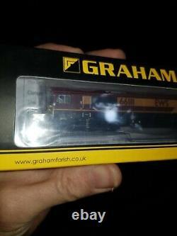 N Gauge Graham Farish 371-384a Class 66 66111 EWS DCC Ready Locomotive boxed