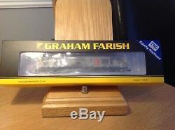 N Gauge Graham Farish 371-470 Class 37 Br Railfright Tmc Weathered