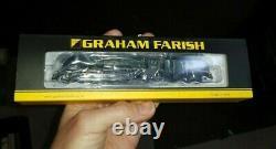 N Gauge Graham Farish 372-182A Duchess 46241'City of Edinburgh' BR Lined Green