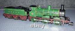 N Gauge Graham Farish 372-775 C Class 271 Se&cr Lined Green New
