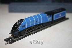 N Gauge Graham Farish MALLARD BR BLUE 60022