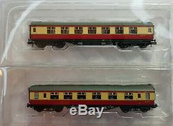 N Gauge Graham Farish Merseyside Express Box Set 370-275, see description
