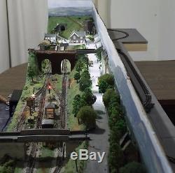 N Gauge Layout Model Railway Denton 1970's to 1980's