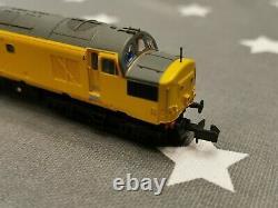 N Gauge Locomotive. Graham Farish Class 37 (97) Network Rail Livery. 371-468