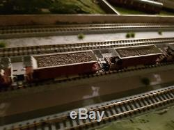 N Gauge Rolling Stock Graham Farish Seacow Hopper Wagons EWS 377-002/A