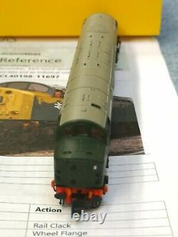 N Gauge Sound Fitted Graham Farish Class 40 No D211