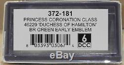 N Graham Farish 372-181 Princess Coronation'Duchess of Hamilton' BR E/E BNIB
