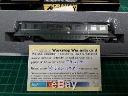 N gauge gwr railcar dcc fitted