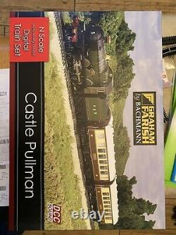 N gauge model railway huge set
