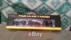 New Graham farish complete weedkilling train N gauge