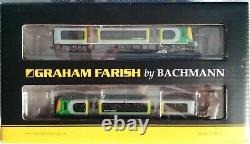New N Gauge Graham Farish Class 350/1 Desiro Emu London Midland 350101 DCC Ready