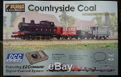 RARE Graham Farish 370-080 Countryside Coal N Gauge Digital Train Set NEW