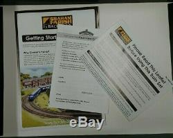 RARE Graham Farish 370-180 Seaside Excursion N Gauge Electric Train Set NEW