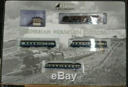 RARE Graham Farish 370-500 Cumbrian Mountain Express Special Ltd Edition Set NEW