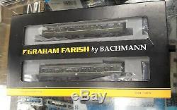 Rare on Ebay Graham Farish 371-880 N Class 108 DMU Green Half Yellow end Boxed