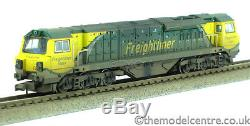 TMC Graham Farish 371-636 Class 70 Diesel 70003 Freightliner Weathered