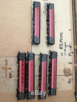 Virgin Trains Mk2s N Gauge